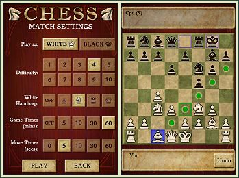 Android Chess Free screen shots