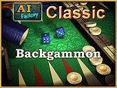 Backgammon splash screen
