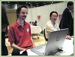 Shotest at the ISF invitation tournament in Tokyo 2002
