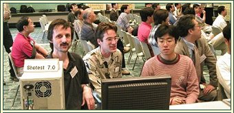 Shotest in the final round at the Tokyo 2002 World Championships against the then World Champion Todai shogi